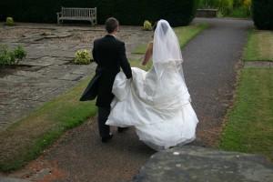 Matt and Athina Finding's Wedding